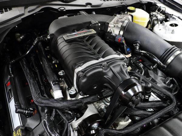 kit volumetrico ford mustang