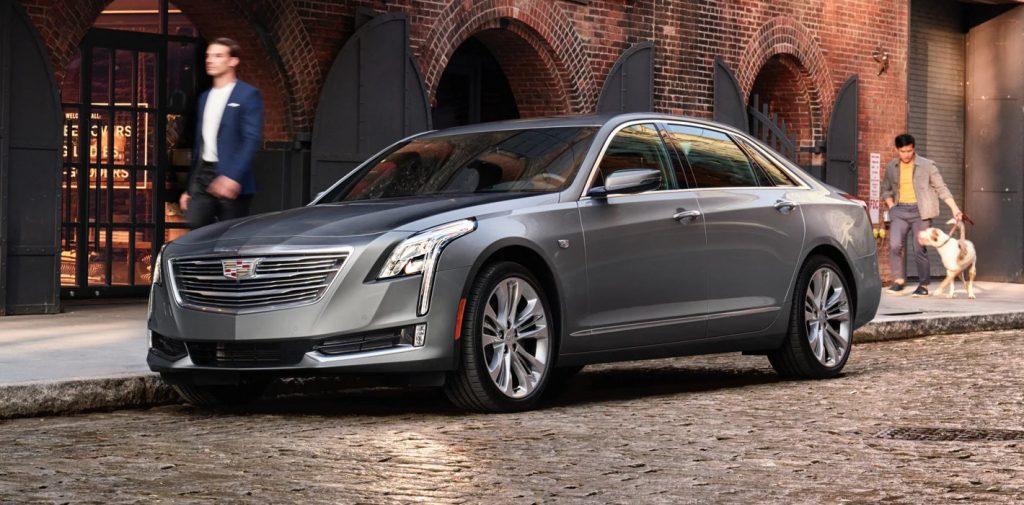 Cadillac CT Fioravanti Motors