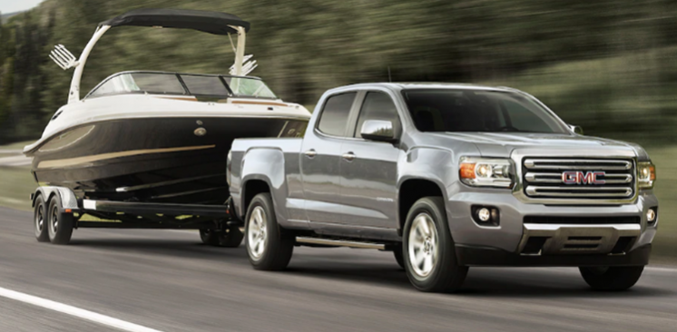 GMC Canyon Fioravanti Motors