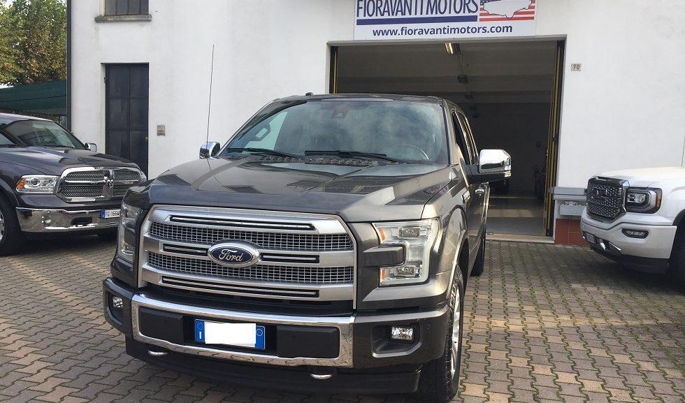 Ford F Platinum