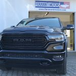Dodge Ram Limited Black Edition